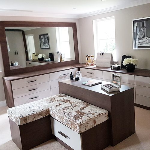Custom Bedroom Furniture Ascot