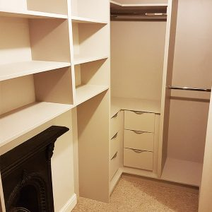 Custom Walk In Wardrobes Bedroom Furniture Ascot