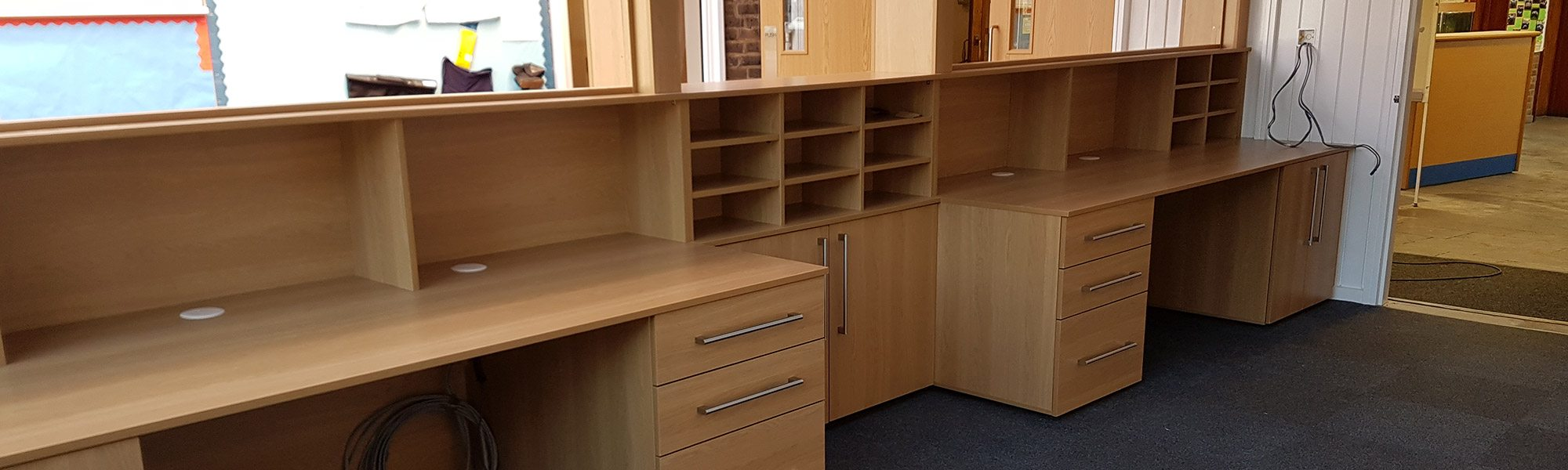 Custom School Furniture Fitters Ascot