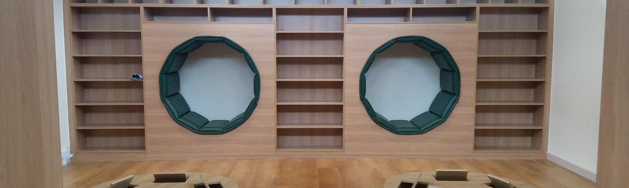 Bespoke Fitted School Furniture Ascot Berkshire