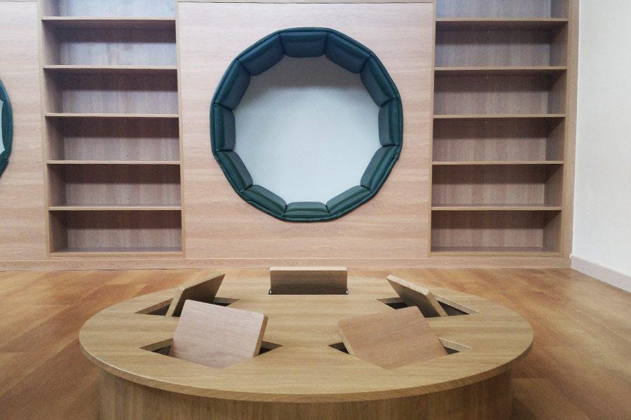 Custom School Furniture Fitters Ascot